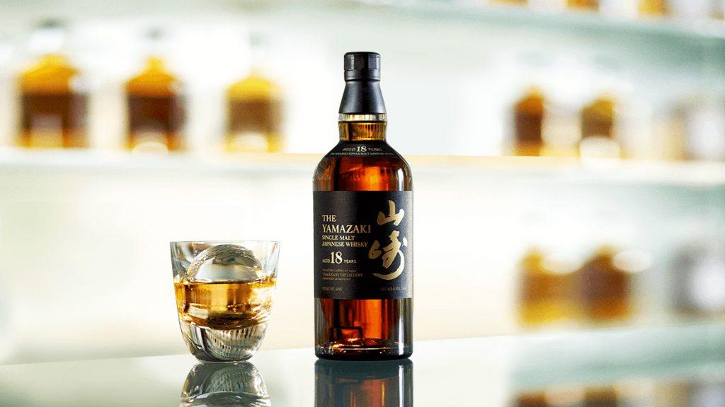 Yamazaki 18 Year Old Whisky