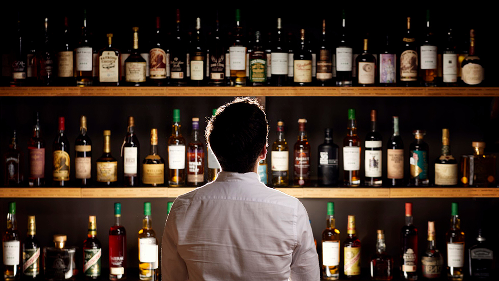 Whisky Collecting