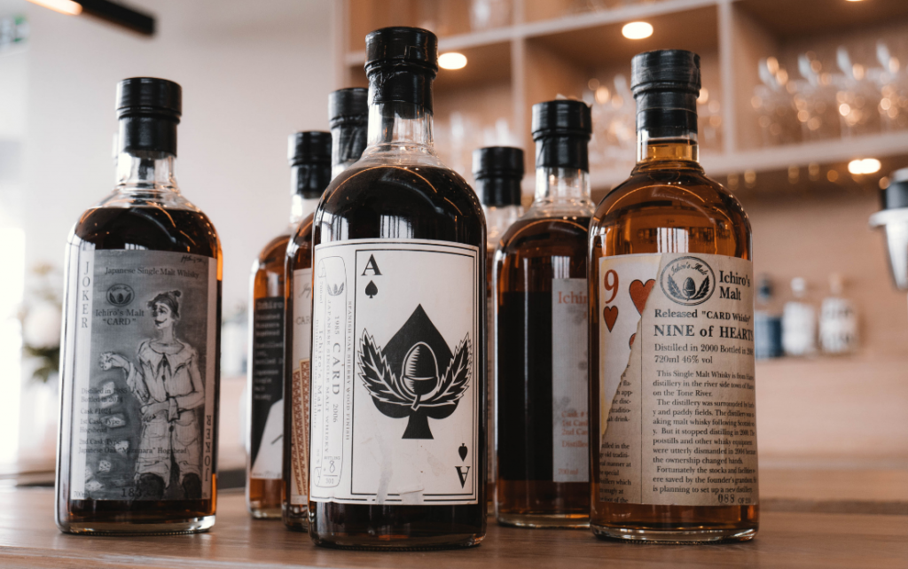Hanyu Whisky Collection